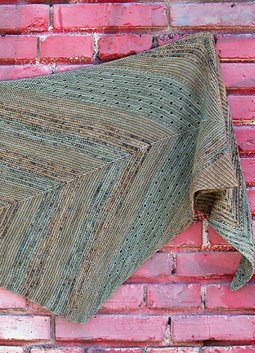 Image of Malabrigo Temperance Shawl Kit