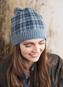 Image of Rowan Bassett Hat Kit