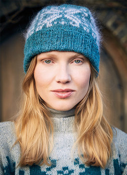 Image of Rowan Solveig Hat Kit