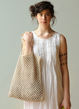 Image of Quince & Co. Dejeuner Bag Kit