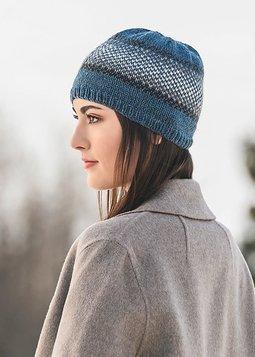 Image of Blue Sky Fibers Breckenridge Bundle Hat Kit