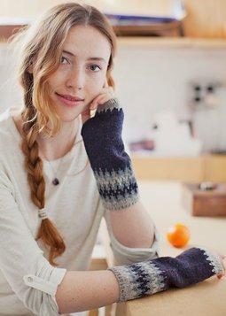 Image of Brooklyn Tweed Hege Mitts Kit