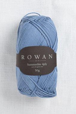 Image of Rowan Summerlite 4Ply 424 Periwinkle