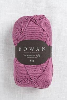 Image of Rowan Summerlite 4Ply 443 Vintage Claret