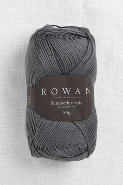 Image of Rowan Summerlite 4Ply 446 Anchor Grey