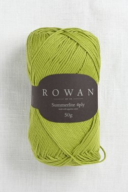 Image of Rowan Summerlite 4Ply 449 Pickle