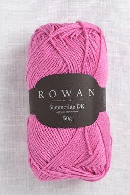Image of Rowan Summerlite DK 455 Fuchsia