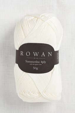 Image of Rowan Summerlite 4Ply 436 Ecru