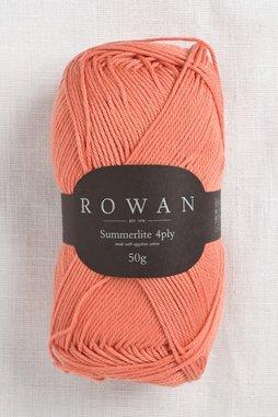 Image of Rowan Summerlite 4Ply 440 Langoustino