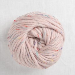 Image of Wool and The Gang Crazy Sexy Wool Funfetti 215 Love Heart Pink