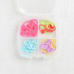 Image of Clover Quick Locking Stitch Marker Set