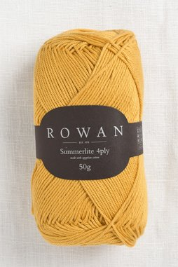 Image of Rowan Summerlite 4Ply 439 Touch of Gold