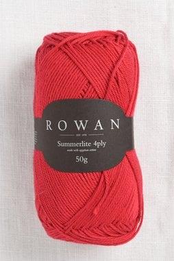 Image of Rowan Summerlite 4Ply 450 Chili