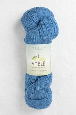 Image of The Fibre Company Amble Wide Blue Yonder