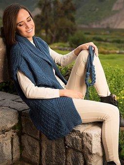 Image of Anita Wrap Vest