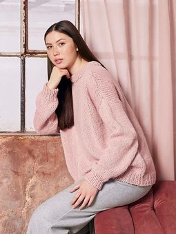 Image of Barely There Pullover