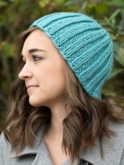 Image of Basic Chunky Ribbed Hat