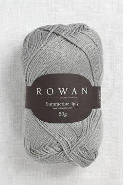 Image of Rowan Summerlite 4Ply 422 Still Grey