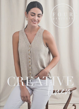 Image of Rowan Creative Linen: Four Projects by Quail Studio
