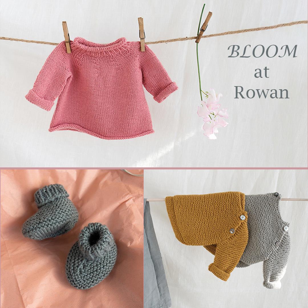 Feature Pattern of the Week - Bloom at Rowan