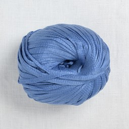 Image of Wool and the Gang Tina Tape Yarn 21 Cloudy Blue