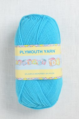 Image of Plymouth Dream Baby DK 160 Turquoise
