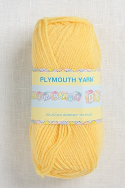 Image of Plymouth Dream Baby DK 164 Light Yellow