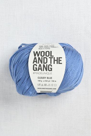 Image of Wool and the Gang Tina Tape Yarn