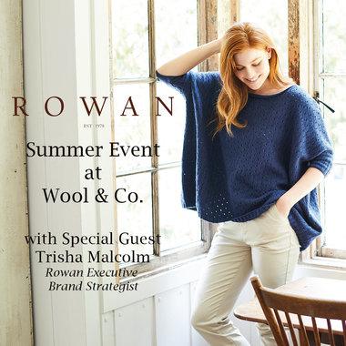 Rowan Summer Event