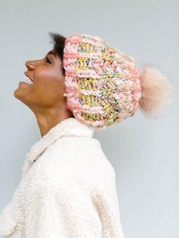 Image of Big Sky Brioche Hat