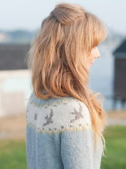 Image of Birdie Fair Isle Cardigan