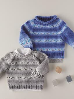 Image of Blossom Raglan Sweaters 5354