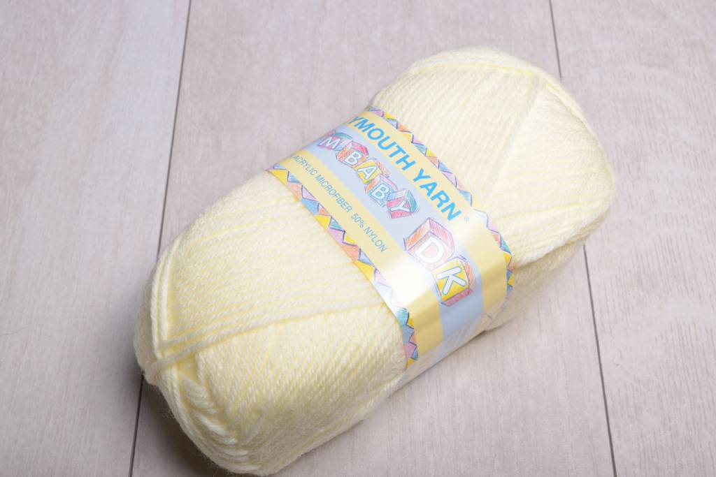 Image of Plymouth Dream Baby DK 118 Pale Yellow
