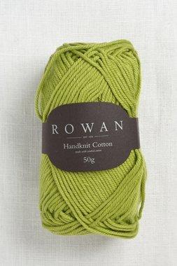 Image of Rowan Handknit Cotton 219 Gooseberry