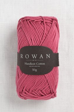 Image of Rowan Handknit Cotton 356 Raspberry