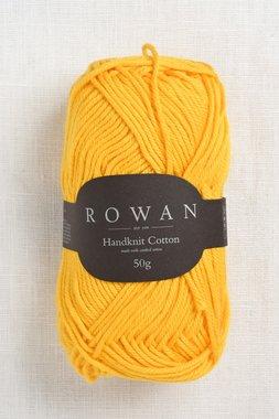 Image of Rowan Handknit Cotton 377 Canary