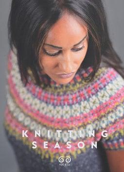 Image of Knitting Season by Kate Davies