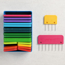 Image of Knitter's Pride Rainbow Knit Blockers