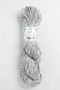 Image of Cascade Nifty Cotton Splash 215 Denim