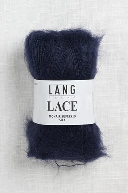 Image of Lang Lace 25 Navy