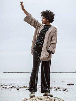 Image of Comfy Kimono Jacket