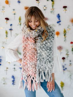 Image of Counting Sheep Scarf