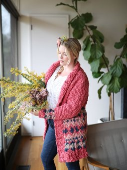 Image of Cozy Thoughts Cardi