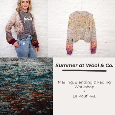 New Knitting Workshops & KAL