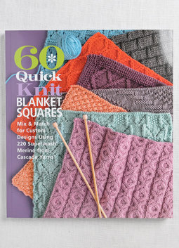 Image of 60 Quick Knit Blanket Squares