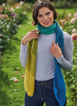 Image of Fade Scarf