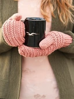 Image of Family Mittens