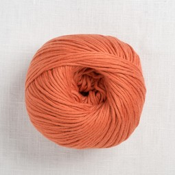 Image of Wool and the Gang Shiny Happy Cotton 176 Bazaar Orange