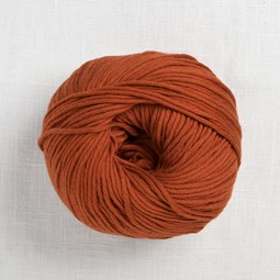 Image of Wool and the Gang Shiny Happy Cotton 19 Cinnamon