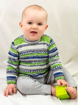 Image of Prints For Baby Pullover